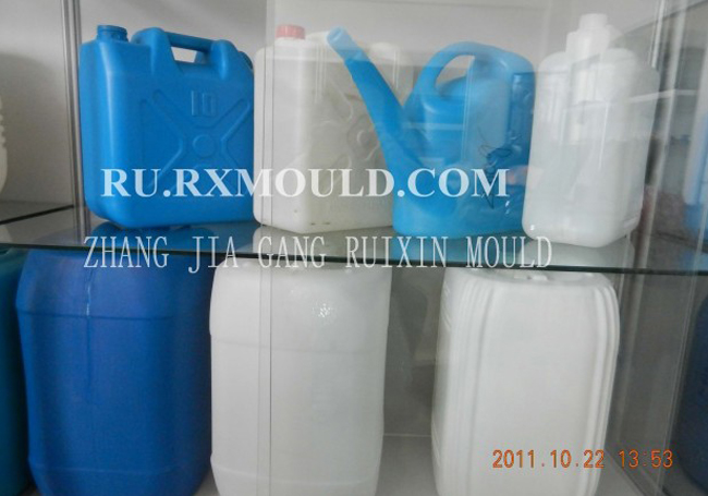 Blow Mould Sample
